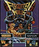 FORGOTTEN WORLDS- ATARI ST Video game