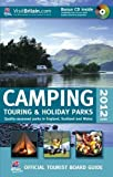 VisitBritain Official Tourist Board Guide - Camping, Touring