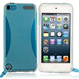 splash VAPOR Flex Case Cover for Apple iPod Touch 5, Clear