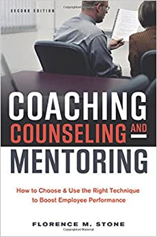 coaching and counselling in employee performance management This study is the comparative study about the perception of employees and supervisors on the outcomes of counselling on employee's performance.