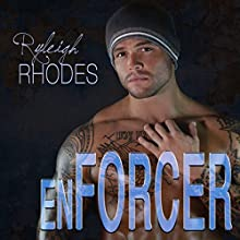 Enforcer: Enforcer Series, Book 1 Audiobook by Ryleigh Rhodes Narrated by Tiffany Dougherty
