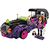 Mega Bloks Monster High Monster Moviemobile Building Set