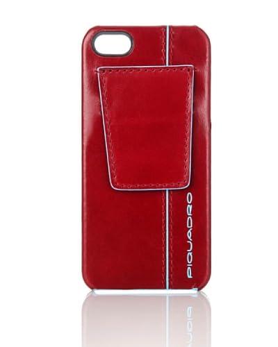 Piquadro Funda Blue Square iPhone 5/5S Negro