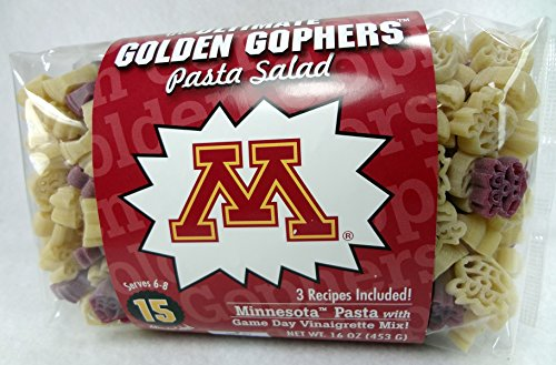 Minnesota Golden Gophers Ultimate Pasta Salad (2 Packs) (Basketball Pasta compare prices)