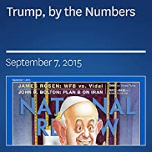Trump, by the Numbers (       UNABRIDGED) by Henry Olsen Narrated by Mark Ashby
