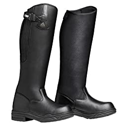 Mountain Horse Mens Rimfrost Tall Boots 11 Black