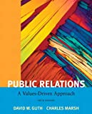 img - for Public Relations: A Value Driven Approach (5th Edition) book / textbook / text book