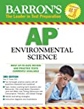 img - for Barron's AP Environmental Science book / textbook / text book
