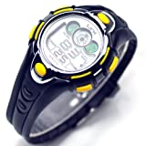 Men's Electronic Watches Water Resistant LCD Digital Sport Boy's Watches Chronograph