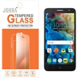 Johra 9H 2.5D Real HD+Tempered Glass Screen Scratch For TCL 560 Tempered Glass