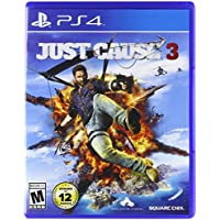 Just Cause 3 Video Game for PS4
