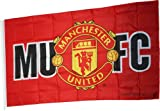 Manchester United FC - Official EPL MUFC Flag