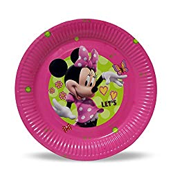 MBGiftsGalore Minnie Mouse Plate