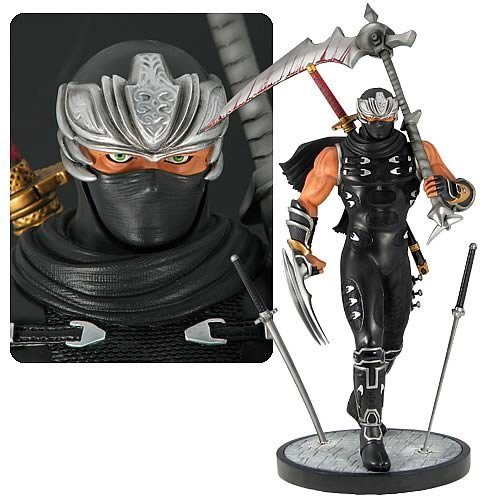 Ninja Gaiden Ryu Hayabusa 1 4 Scale Statue Review Knowlesspeteraah
