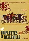 echange, troc Les TRIPLETTES de BELLEVILLE