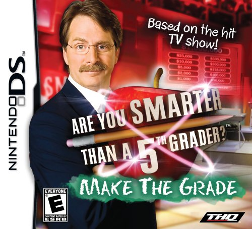 Are You Smarter than a 5th Grader: Make the Grade - Nintendo DS - 1