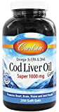 Carlson Labs - Super Cod Liver Oil 1000 mg 250 gels [Health and Beauty]