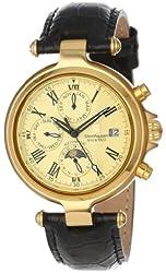 Steinhausen Men's SW381GLA Classic Three Eyes Automatic Watch