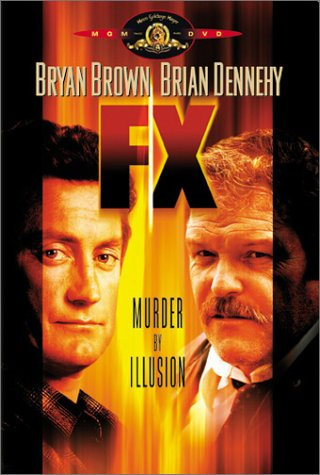 Cover art for  F/X