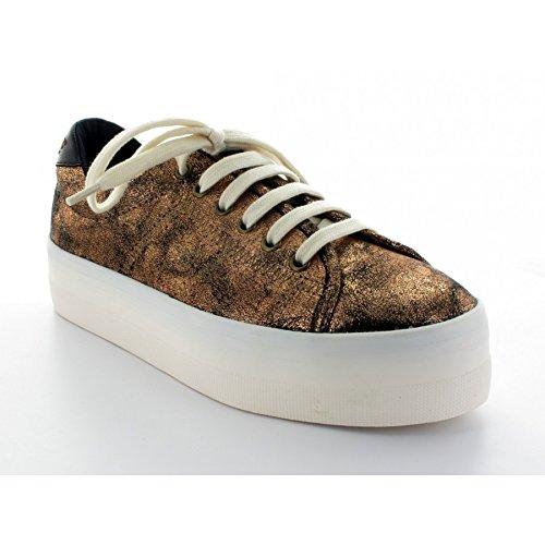 no-name-damen-sneaker-gold-gold-grosse-39