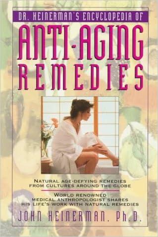 DR HEINERMANS ENCYC ANTI AGING REMEDIES written by John Heinerman