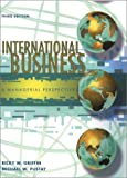 International Business: A Managerial Perspective (3rd Edition) (013032907X) by Griffin, Ricky W.