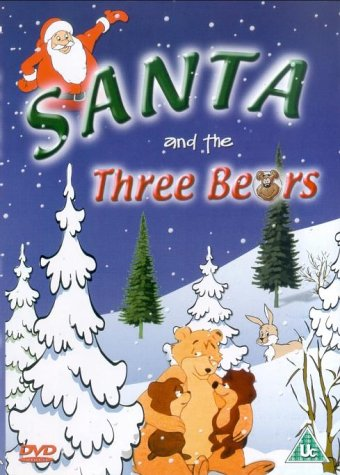Santa Claus and the Three Bears - Laserlight [DVD]
