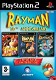 Rayman 10th Anniversary Compilation Pack (PS2)