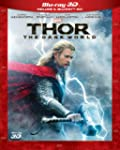 Thor - The Dark World (Blu-Ray 3D +Bl...