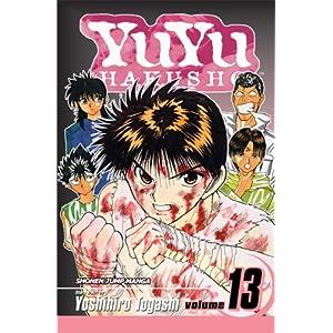 YuYu Hakusho, Vol. 18 Yosihiro Togasi