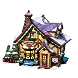 Department 56 North Pole Cratchit's Cottage