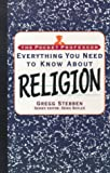 The Pocket Professor Religion: Everything You Need to Know About Religion
