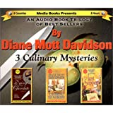 A Trilogy of Diane Mott Davidson: 3 Culinary Mysteries