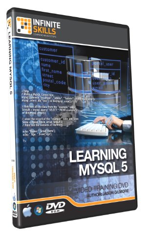 Learning MySQL 5 - Training DVD - Tutorial Video