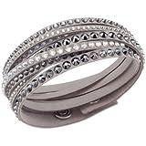 Swarovski Damen-Armband Slake Deluxe mehrfarbig 36 cm 5021033