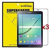 【3枚パック】【ShineZone】Samsung Galaxy Tab A 10.1 2016 P580 専用液晶保護フィルム 【日本製素材】 気泡軽減 高光沢タイプ