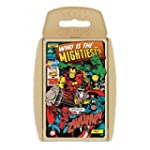 Top Trumps Who Is The Mightiest Marve...