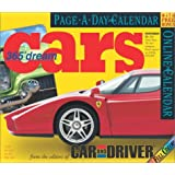 365 Dream Cars Page-A-Day Calendar 2004 (Page-A-Day(r) Calendars)