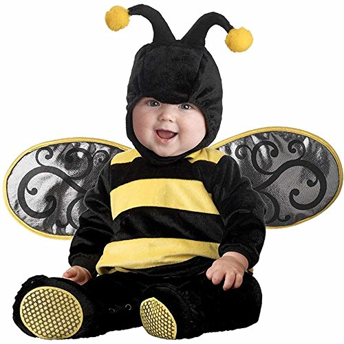 Lil' Stinger Bee Toddler Costume