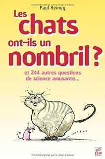 Les chats ont-ils un nombril?
