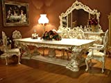 LouisXV Tavolo da pranzo barocco barocco rococò VP9975–60