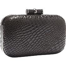 Magid Snake Box E7377 Clutch,Black,One Size