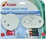 Carbon Monoxide & Smoke Detector Alar...