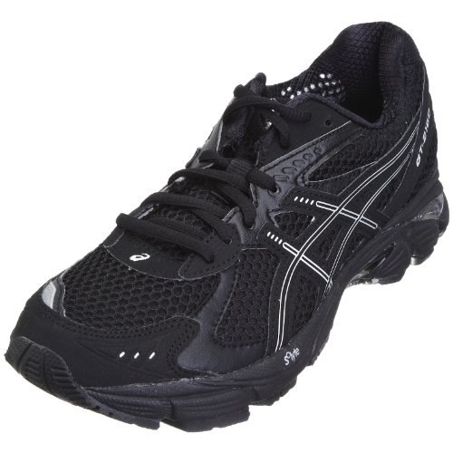 Asics Women's Gt 2160 Black/Onyx/Lightning Trainer T154N 9099 4 UK