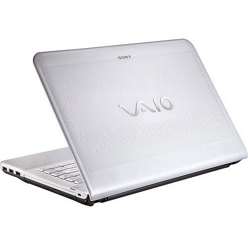 Sony VAIO VPC-EA46FM/W 14.0 Notebook (2.53GHz Intel Core i3-380M 4GB RAM 640GB HDD Blu-ray Review Only Microsoft Windows 7 Home Premium 64-bit)