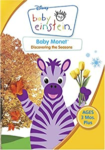 Baby Einstein - Baby Monet - Discovering the Seasons