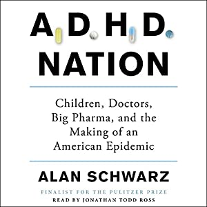 ADHD Nation Audiobook