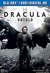Dracula Untold (Blu-ray + DVD + DIGITAL HD with UltraViolet) from Universal Studios Home Entertainment
