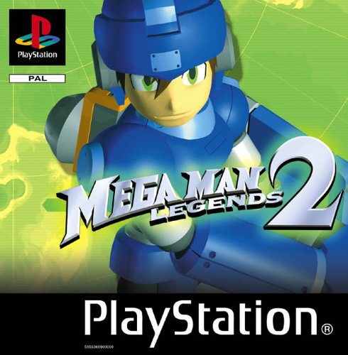 Megaman Legends 2 (PS)