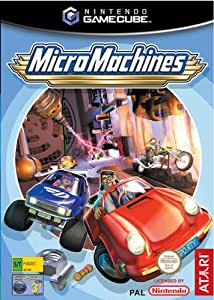 Micro Machines (GameCube)